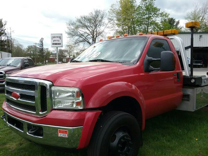 2005 Ford F-550 XLT - New Milford CT