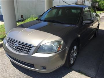 2005 Nissan Altima for sale in Goose Creek, SC