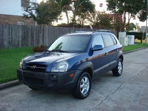 2005 Hyundai Tucson for sale in Houston, TX
