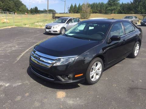 2012 Ford Fusion for sale in Shelby, NC