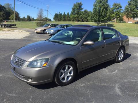 2005 Nissan Altima for sale in Shelby, NC