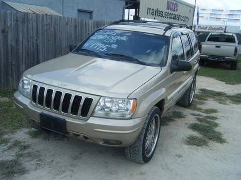 2001 Jeep Grand Cherokee for sale in San Antonio, TX