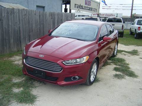 2014 ford fusion for sale san antonio tx. Black Bedroom Furniture Sets. Home Design Ideas