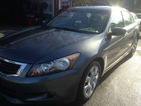 2008 Honda Accord for sale in Lawrence, MA