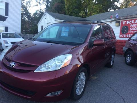 2007 Toyota Sienna for sale in Lawrence, MA