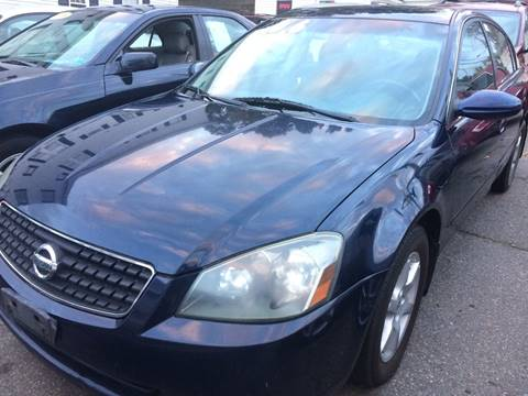 2006 Nissan Altima for sale in Lawrence, MA