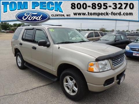 2005 Ford Explorer for sale in Clinton, WI