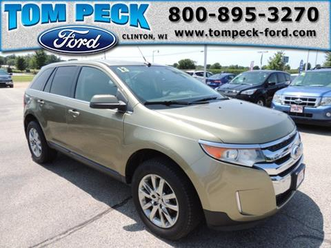 2013 Ford Edge for sale in Clinton, WI
