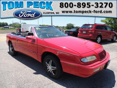 1995 Chrysler Le Baron for sale in Clinton, WI