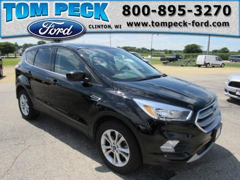 2017 Ford Escape for sale in Clinton, WI