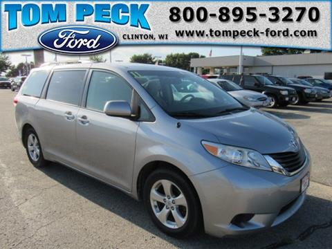 2011 Toyota Sienna for sale in Clinton, WI