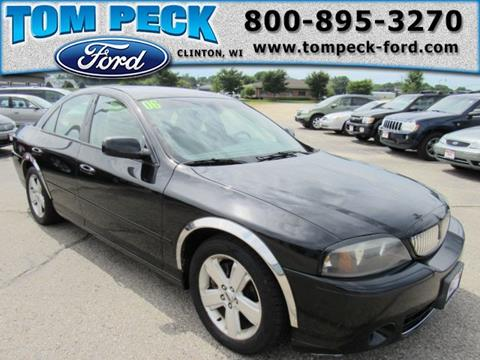 2006 Lincoln LS for sale in Clinton, WI