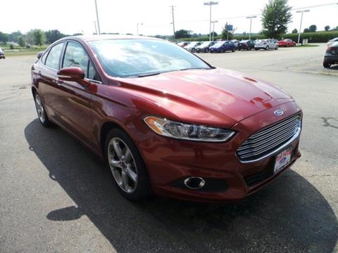 2014 Ford Fusion for sale in Clinton, WI
