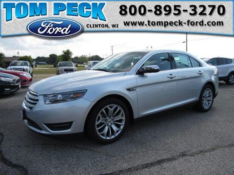 2016 Ford Taurus for sale in Clinton, WI