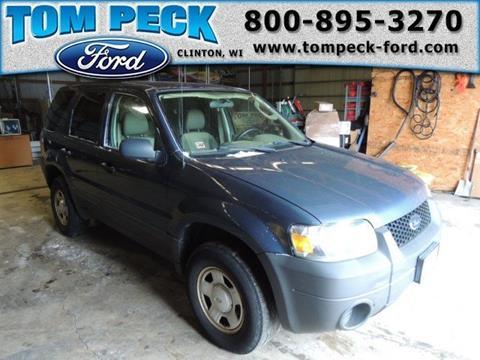 2006 Ford Escape for sale in Clinton, WI