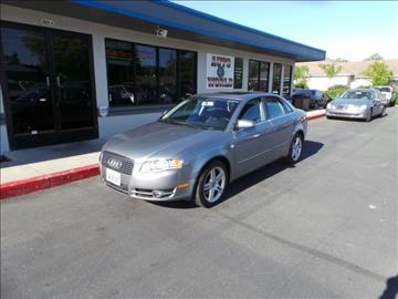 2007 Audi A4 for sale in Pleasanton, CA