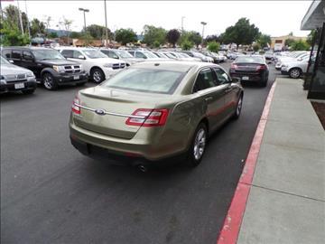 2013 Ford Taurus for sale in Pleasanton, CA