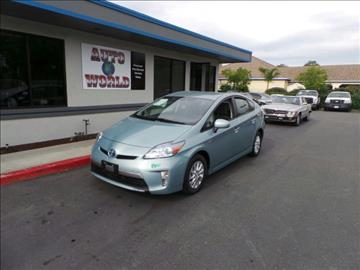 2014 Toyota Prius Plug-in Hybrid for sale in Pleasanton, CA