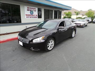2012 Nissan Maxima for sale in Pleasanton, CA