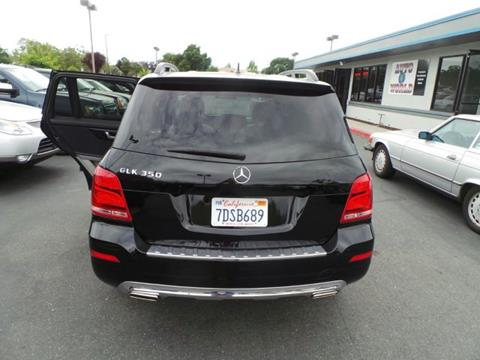 2014 Mercedes-Benz GLK for sale in Pleasanton, CA