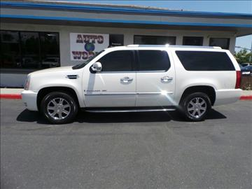 2008 Cadillac Escalade ESV for sale in Pleasanton, CA