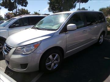 2009 Volkswagen Routan for sale in Pleasanton, CA