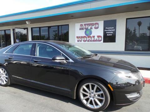 2015 Lincoln MKZ for sale in Pleasanton, CA