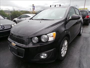 2012 Chevrolet Sonic for sale in Pleasanton, CA