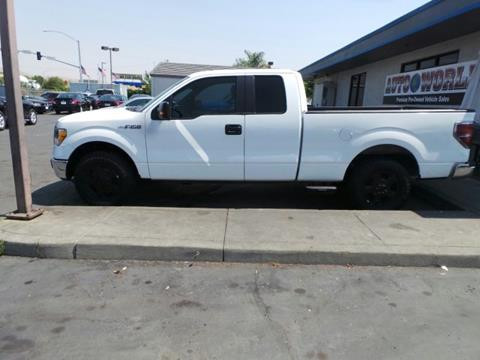 2010 Ford F-150 for sale in Pleasanton, CA
