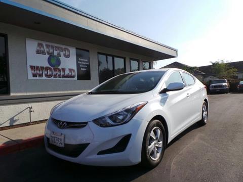 2015 Hyundai Elantra for sale in Pleasanton, CA