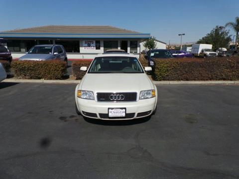 2002 Audi A6 for sale in Pleasanton, CA