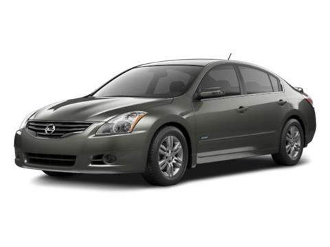2010 Nissan Altima Hybrid for sale in Pleasanton, CA