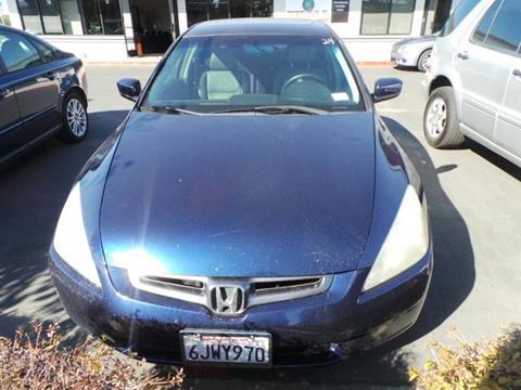 2004 Honda Accord for sale in Pleasanton, CA