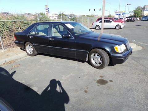 1996 Mercedes-Benz S-Class for sale in Pleasanton, CA