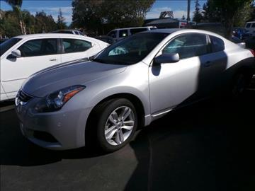 2013 Nissan Altima for sale in Pleasanton, CA