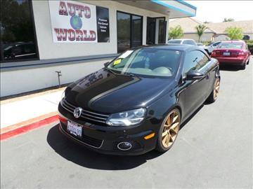 2012 Volkswagen Eos for sale in Pleasanton, CA