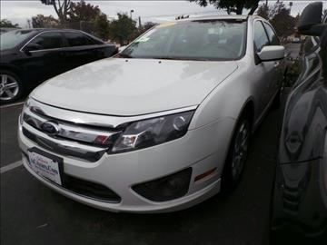 2011 Ford Fusion for sale in Pleasanton, CA