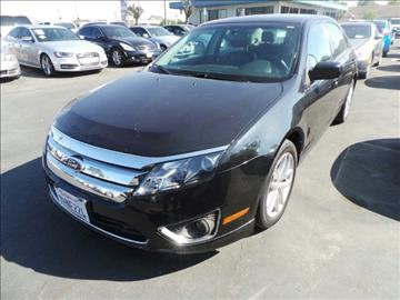 2012 Ford Fusion for sale in Pleasanton, CA