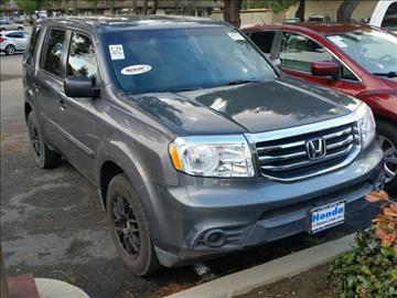 2013 Honda Pilot for sale in Pleasanton, CA