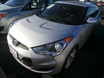 2013 Hyundai Veloster for sale in Pleasanton, CA