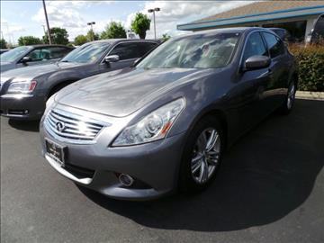 2011 Infiniti G37 Sedan for sale in Pleasanton, CA