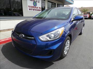 2015 Hyundai Accent for sale in Pleasanton, CA