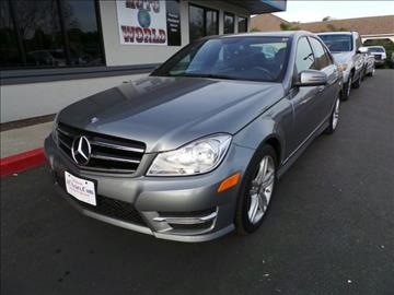 2014 Mercedes-Benz C-Class for sale in Pleasanton, CA