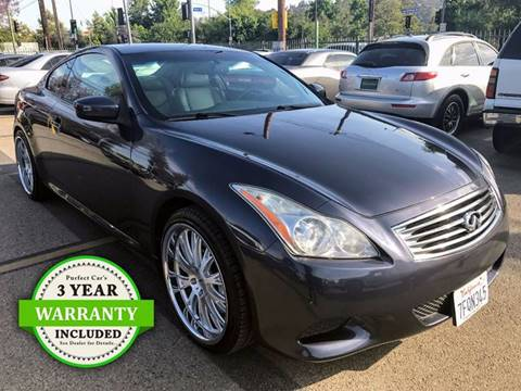 2008 Infiniti G37 for sale in Los Angeles, CA