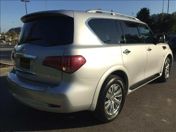 2016 Infiniti QX80 for sale in Los Angeles, CA