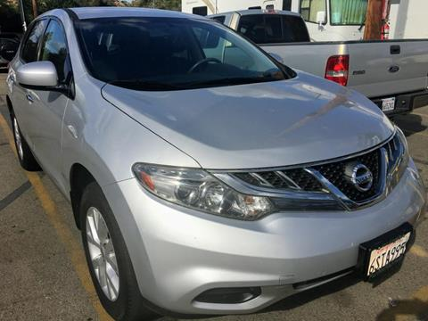 2011 Nissan Murano for sale in Los Angeles CA