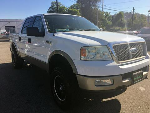 2004 Ford F-150 for sale in Los Angeles, CA