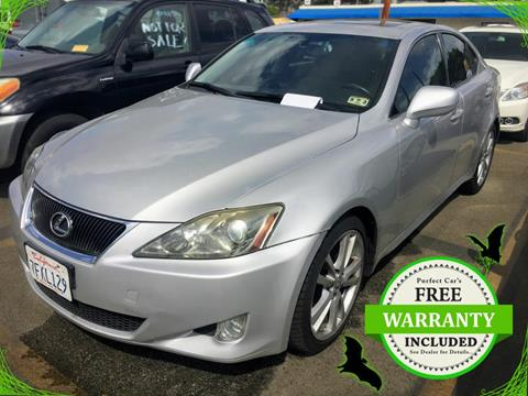 2006 Lexus IS 250 for sale in Los Angeles CA
