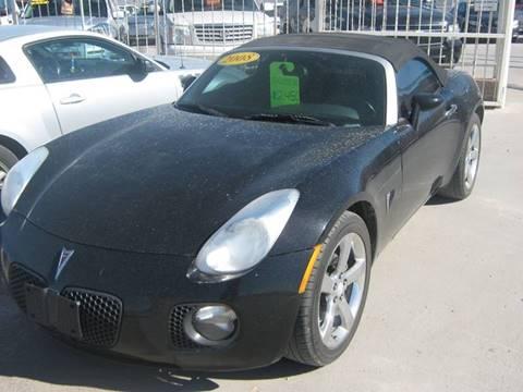 2008 Pontiac Solstice for sale in Socorro, TX