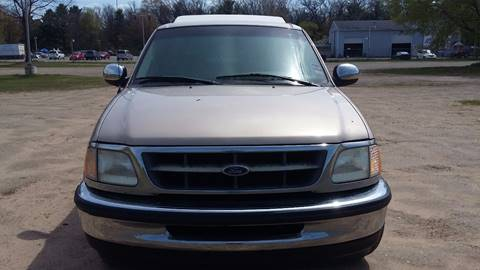 1998 Ford F-150 for sale at Expressway Auto Auction in Howard City MI